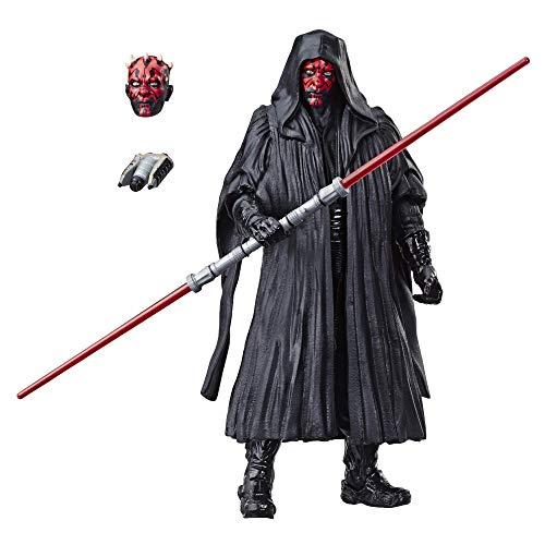 Star Wars E1 Black Series Darth Maul (Hasbro E4041ES0), multicolor