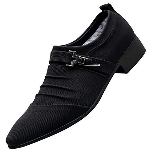 CIELLTE Chaussures Chaussures Habillée Homme de Conduite Trail Slip-on Surface Molle Loisirs Respirant Affaires Casual Doux Occasionnel Travail