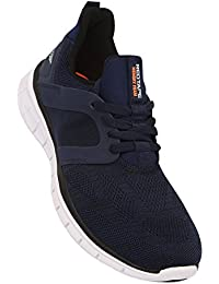 Athleisure Men's Navy Synthetic Shoes (203226120) - 6 UK