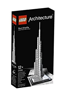 LEGO Architecture 21008 - Burj Khalifa (B004V7JBF8) | Amazon price tracker / tracking, Amazon price history charts, Amazon price watches, Amazon price drop alerts