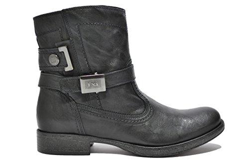 Nero Giardini Tronchetti scarpe donna nero 6001 A616001D 37