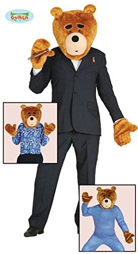Disfraz de oso Teddy