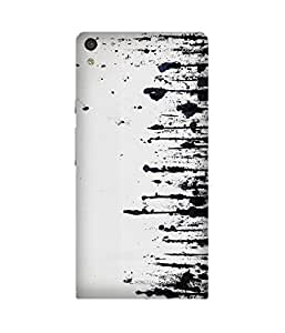 Black Sade Huawei Ascend P6 Case