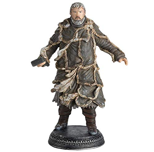 Statue des Harzes. Game of Thrones Collection Nº 58 Hodor (11 cms)