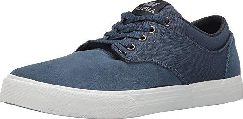 Uomo Skates chuh Supra Chino skateschuhe Blue