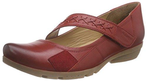 Marc Shoes Zarah Ii, Mocassins femme Rouge - Rot (red 650)