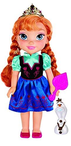 - Frozen Anna Spielpuppe 35 cm ()