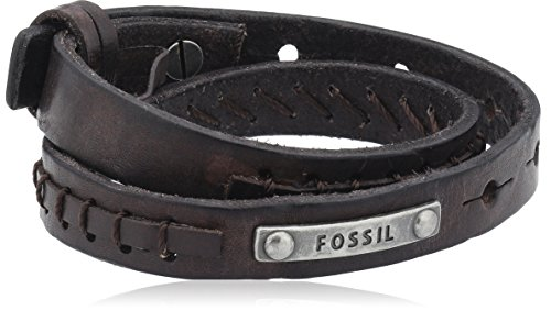 Fossil Herren-Armband Messing JF87354040