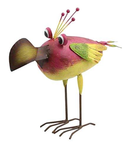 siena-garden-metallfigur-vogel-265-cm-mehrfarbig