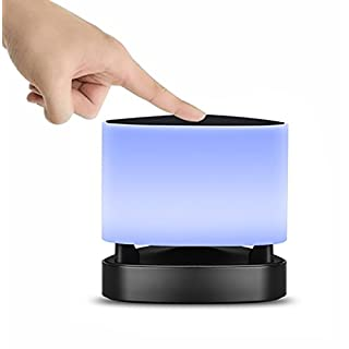 Portable Bluetooth Speaker Multi Functional Wireless Speaker Featuring Smart APP Control, A Bed Side Night Light And A Microphone Built In. Perfect For Party's And Around The Home