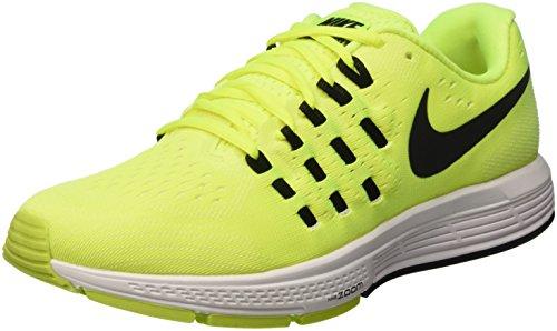 Nike Air Zoom Vomero 11, Scarpe Running Uomo, Giallo (Volt/Black-White-Summit White), 44 EU