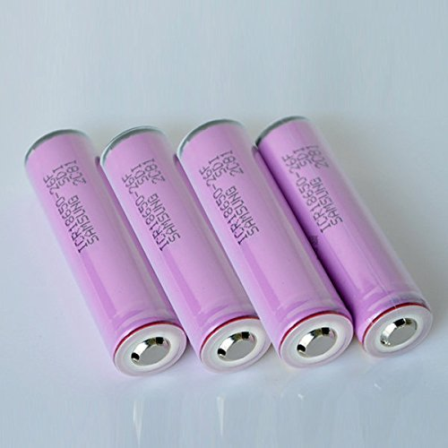 bazaar-4pcs-37v-2600mah-button-top-protected-18650-lithium-battery-for-samsung