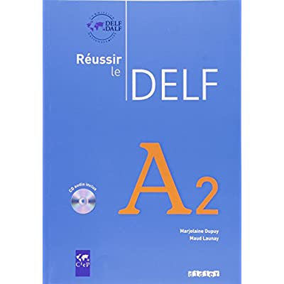Reussir Le Delf A2 Livre Cd Pdf Download Free Elliotdeon