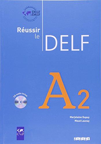 Telecharger Livre Reussir Le Delf A2 Livre Cd Pdf Francais
