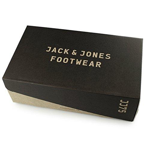 Jack & Jones - A collo basso uomo Marrone (Cognac)