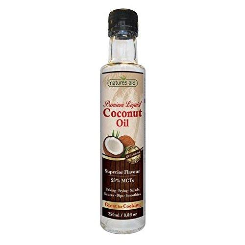 Natures Aid Noce Di Cocco Olio Liquido