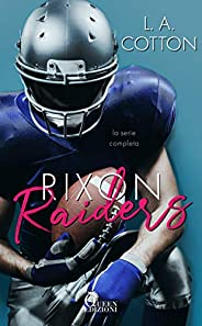 Rixon Raiders: Volume unico