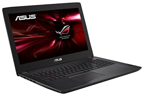 Asus ROG FX753VD-GC174T PC portable Gamer 17'' Full HD Noir (Intel Core i5, 8 Go de RAM, Disque Dur 1 To + SSD 128 Go, Nvidia GeForce GTX 1050, Windows 10, Garantie 2 ans)