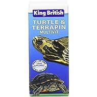 King British Turtle and Terrapin Multivitamin, 20 ml