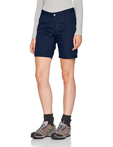 Fjällräven Damen High Coast W Shorts, Navy, 34