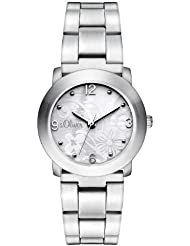 s.Oliver Damen-Armbanduhr Analog Quarz SO-2792-MQ