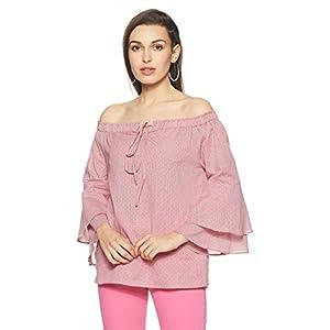 Allen Solly Women's Regular Fit Shirt