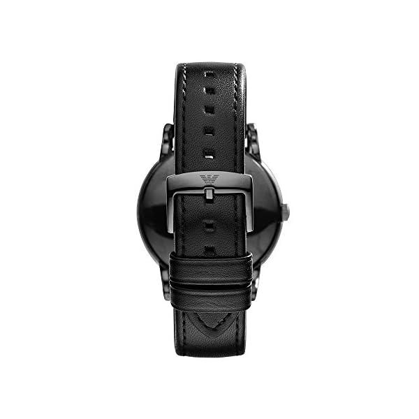 Emporio Armani Reloj Analógico para Hombre de Cuarzo