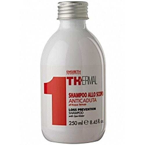 Hairloss Prevention Shampoo 3TH 250ml Thermal ® Emsibeth Spa-Water Anticaduta all'Acqua Termale