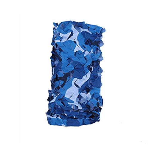 SJIAWZW Tarnnetz Camouflage Netz Ozean-Tarnungs-Netz-Oxford-Stoff Für Halloween-Wüsten-kampierendes Schießen-Sonnenschutz-Militärnetz/Wählen Größe Aus für Freizeit Camping (Size : 6.8m*6.8m)