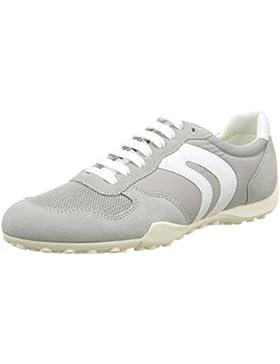 Geox Damen D Snake A Sneakers