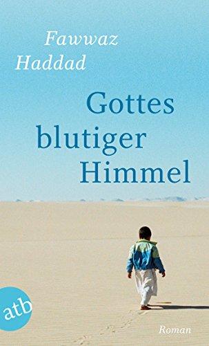Buchseite und Rezensionen zu 'Gottes blutiger Himmel: Roman' von Fawwaz Haddad
