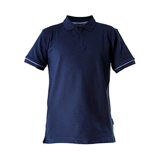 EXTREME PRO Herren Poloshirt 100% Baumwolle - EN ISO 13688 Dunkelblau