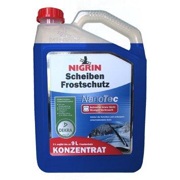 NIGRIN 73945 NanoTec Frostschutz 3 Ltr Konzentrat +SAD