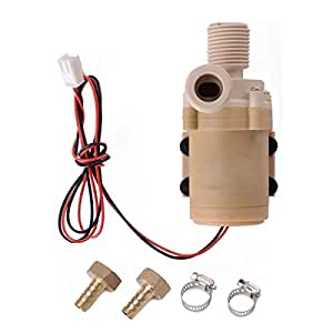 Xcsource solaire dc 12v eau chaude pompe de for Pompe a eau exterieur
