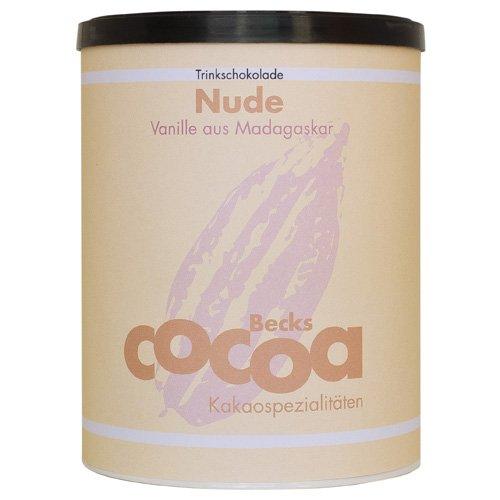 nude-vanille-kakao-madagaskar-becks-cocoa-250g