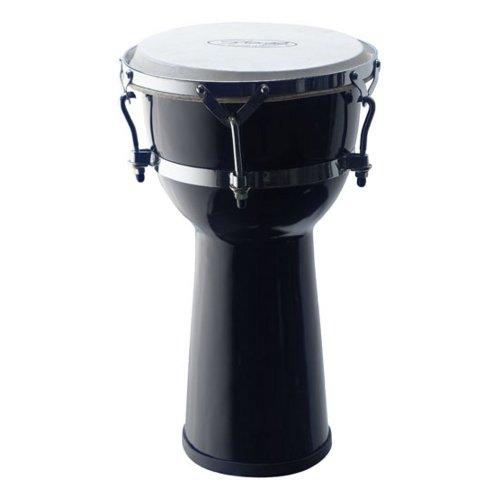 STAGG DPY-10-BK 10 FIBRE GLASS DJEMBE - BLACK