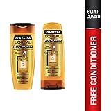 L'Oreal Paris Hex 6 Oil Shampoo, 360ml+L'Oreal Paris Lp Hex 6 Oil Conditioner, 175ml