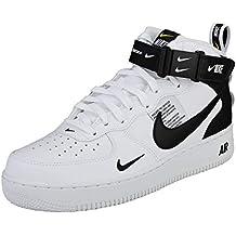 Nike Air Force 1 Mid '07 Lv8, Scarpe da Ginnastica Uomo