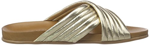 Inuovo 6076, Tongs femme Or - Doré