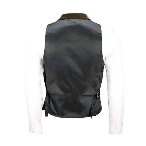 Xposed - Gilet - Homme * Taille Unique Marron
