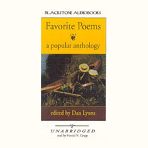 Favorite Poems  Audiolibri
