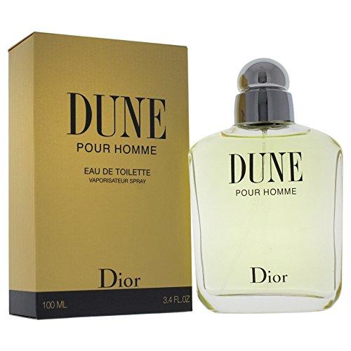 CHRISTIAN DIOR  Eau de Toilette Herren Dune Homme  100 ml