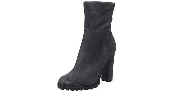 Fresi Boots, Grey (Grey Suede