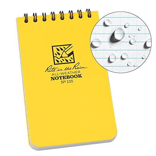 Rite in the Rain Produkte Universal 1 Pack gelb