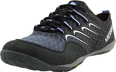 Merrell SONIC GLOVE J15277, Chaussures de running homme - Noir (TR-B1-Noir-309), 44 EU