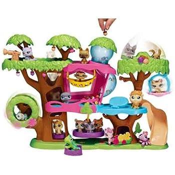 Littlest Pet Shop - 326851480 - Mini-Poupée - L'Arbre des Petshop
