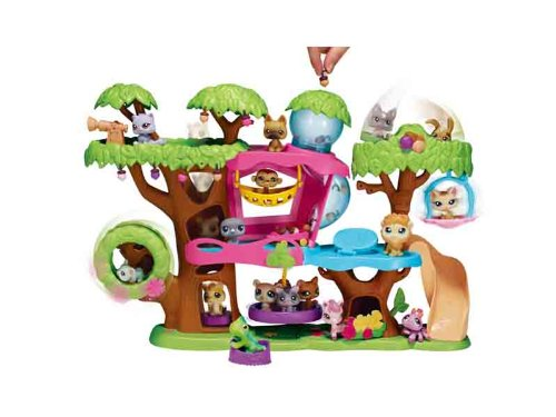 Hasbro - Littlest Pet Shop 32685148 - - Littlest Pet Shop-pet-sets