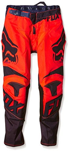 Fox Kinder Hose 180 Race, Orange/Blue, 28, 14971-592
