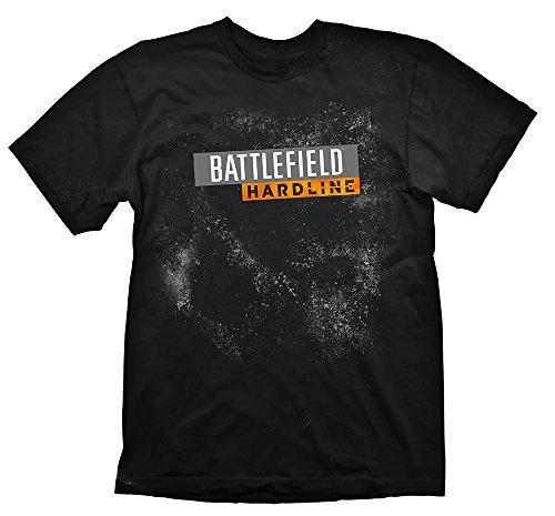 Battlefield Hardline Logo Nero T-Shirt Size S (Electronic Games) - [Edizione: Regno Unito] - Amazon Videogiochi