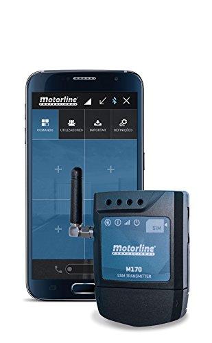 gsm-bluetooth M170Für Öffnung von Garagentoren Receiver mit Telefon, torantrieben, etc mit 500Benutzer Kapazität
